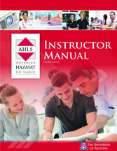 AHLS Instructor Cover Page 167px width